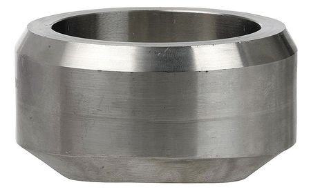 "3/8"" Socket Weld SS Weldable Outlet Sch 40"