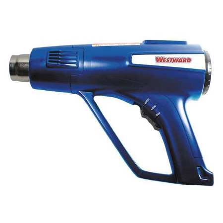 LCD Heat Gun, 130 to 930 F, 10 Amps