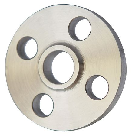 "3"" Welded SS Slip-On Flange"