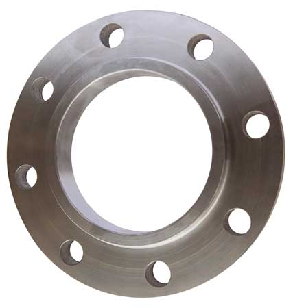 "6"" Welded SS Slip-On Flange"