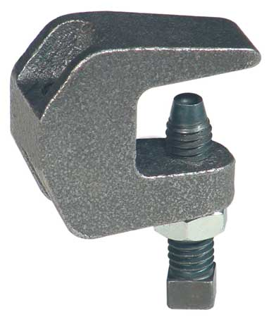 "Beam Clamp, Rod Sz 1/2"", Ductile Iron"