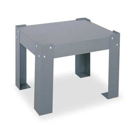 Optional Base For Slide Rack, Gray