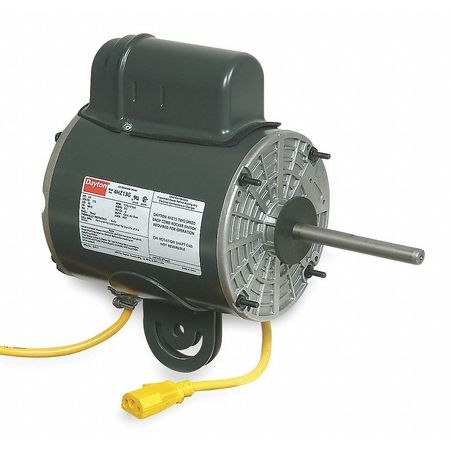 Pedestal Fan Motor, 1/4 HP, Yoke