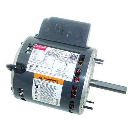 Motor, PSC, 1/12 HP, 850 RPM, 115V, 48Y, OAO
