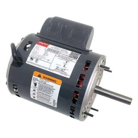 Motor, PSC, 1/3 HP, 850 RPM, 115V, 48Y, OAO
