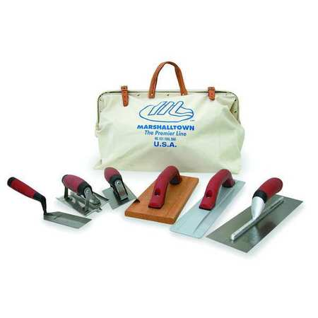 Concrete Tool Kit, 7 PC