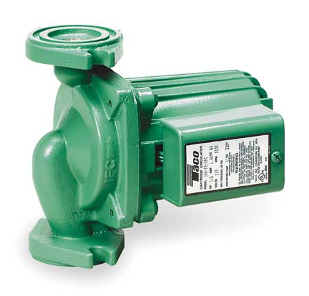 Hot Water Circulator Pump, 1/8HP, IFC