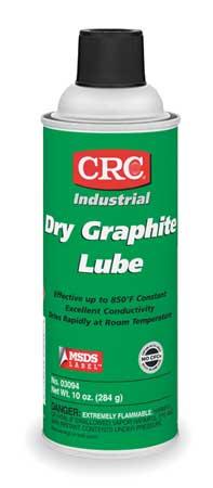 Graphite Dry Film Lubrcnt, Aerosol, 16 oz.