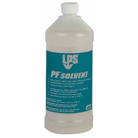 PF(R) Solvent, Degreaser, 32 oz.