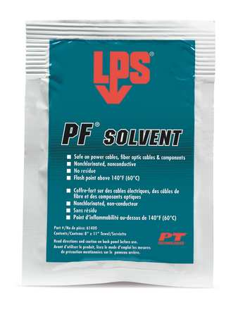 "Solvent and Degreaser Sheets,  8 x 11"",  144 Sheets"
