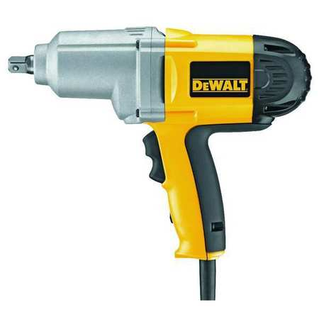 Impact Wrench, 120VAC, 7.5 Amps, 1/2""