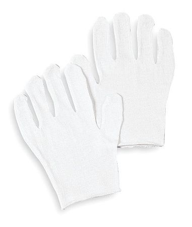 Reversible Gloves, Cotton, Men's, PK12