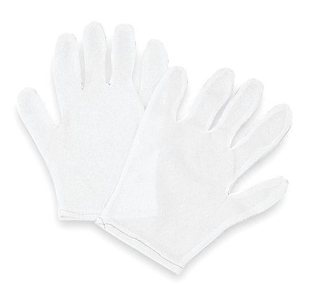Reversible Gloves, Poly, Men's L, PK12