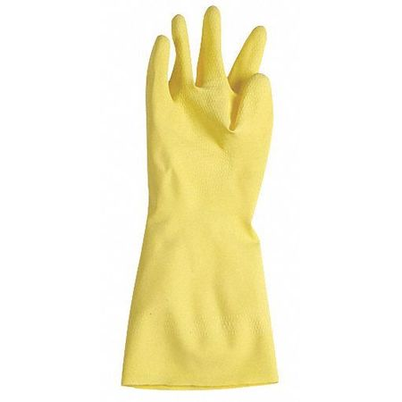 Chemical Resistant Glove, 18 mil, Sz 9, PR