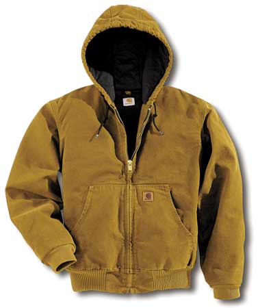 Jacket, No Insulation, Brown, 2XL