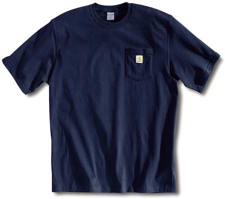 T-Shirt, Navy, 2XL