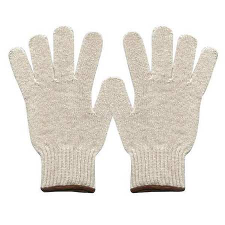 Knit Glove, Poly/Cotton, S, PK144
