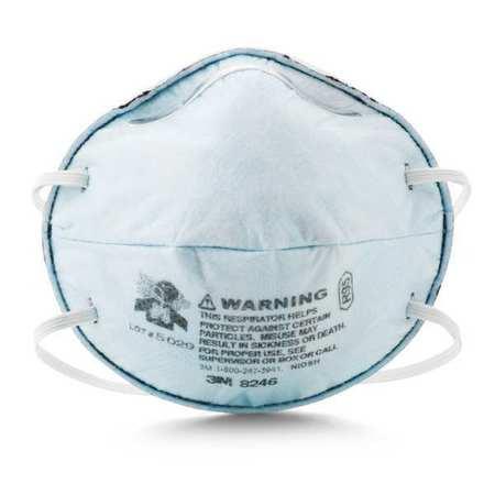 Disposable Respirator, R95, Universal, PK20