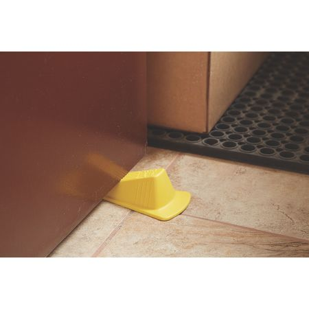 Door Stop Wedge XL Safety Yellow 2 H x 3-1/  sc 1 st  Zoro Tools & Master Door Stop Wedge XL Safety Yellow 2