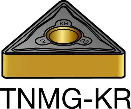 Carbide Turning Insert, TNMG 432-KR 3210