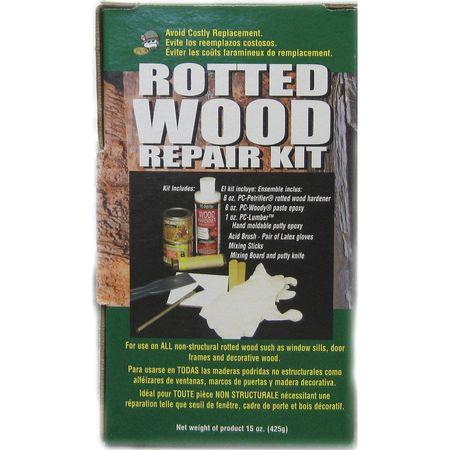 Rotted Wood Repair Kit