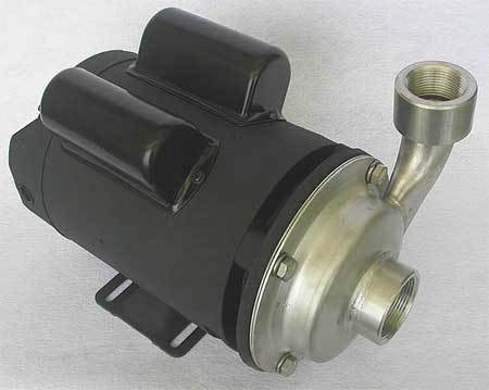 Pump,  1 1/2 HP,  115/230V,  17.0/8.5 Amp