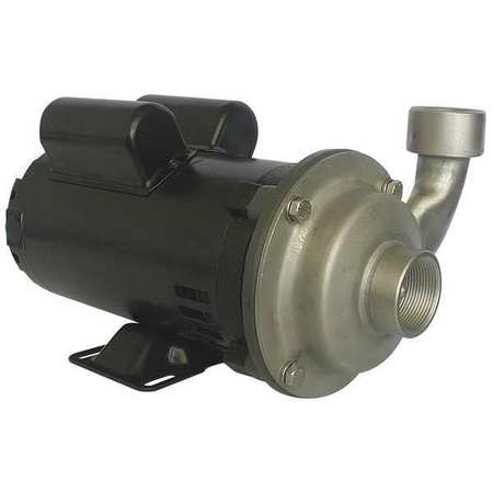 Pump,  1/2 HP,  115/230V,  7.2/3.6 Amp