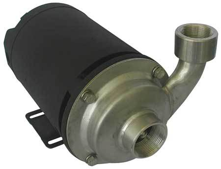 Pump,  1 1/2 HP,   230/460V,  5.8/2.9 Amp