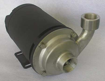 Pump,  2 HP,  230/460V,  8.4/4.2 Amp
