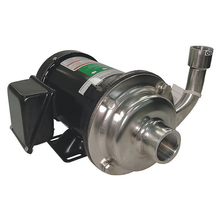Pump, 3/4 HP, 208-230/460V, 3.8-3.4/1.7 Amp