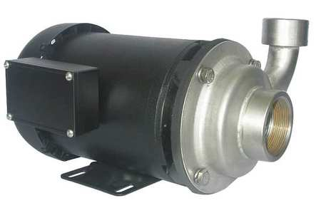 Pump,  2 HP, 208-230/460V, 9.6-9.2/4.6 Amp