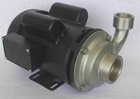 Pump,  2 HP,  115/230V, 18.0/9.0 Amp