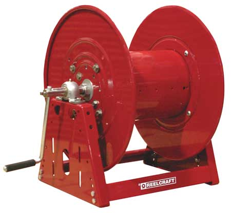 Hose Reel, 1 In ID x 70 Ft, 3000 PSI