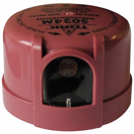 Photocontrol, Turn-Lock, 208 to 277VAC