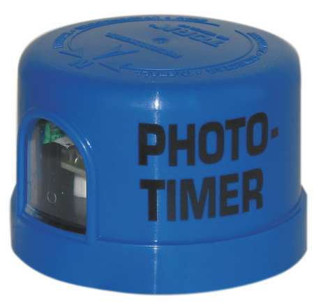 Photocontrol, Turn-Lock, 105 to 305VAC