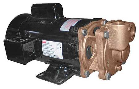 Turbine Pump,  3/4 HP,  1 Ph,  10.7/5.3 Amp