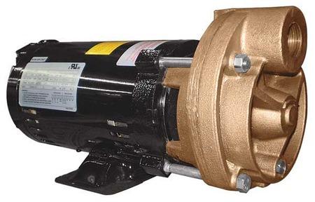 Turbine Pump,  1 HP,  3 Ph,  3.2/1.6 Amp