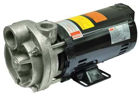 Turbine Pump,  3/4 HP,  3 Ph,  2.5/1.2 Amp