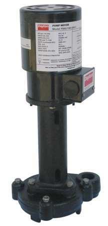 Pump, Coolant, 1/8 HP,  230V, 0.4 Amp