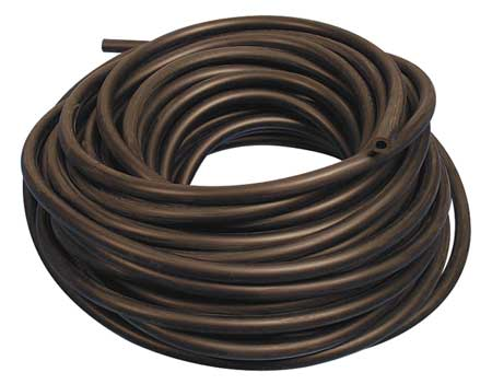 Aeration Tubing,  ID 3/8 In,  25 Ft