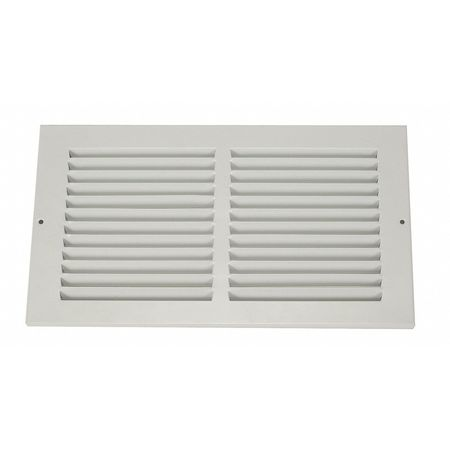 "Return Air Grille, 6x6"", White"