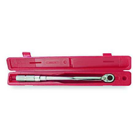 Torque Wrench, 120-600 ft.-lb., 2 ft.-lb.