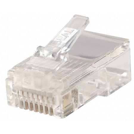 Plug, Modular, Rj45, PK25