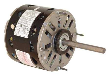 Motor, PSC, 1/3 HP, 1075, 208-230V, 48Y, OAO