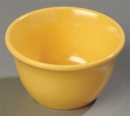 Bouillon Cup,  7-1/2 oz.,  Melamine Honey Yellow PK48