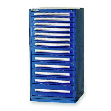 Modular Drawer Cabinet, 59 In. H, 30 In. W