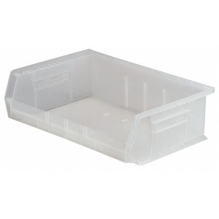 Plastic Bins,  Clear