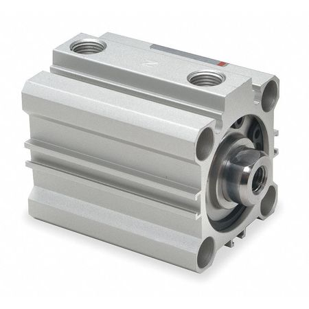 50mm Bore Compact Double Acting Air Cylinder 35mm Stroke