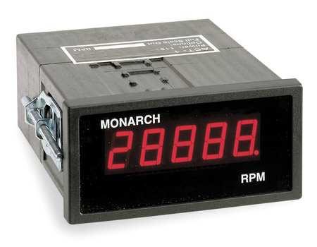 Tachometer, Panel