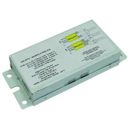CFL Ballast, Electronic, 82W, 120/277V
